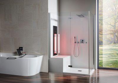 Traumbad - Badezimmer Planung - Wellness -  Dusche - rep