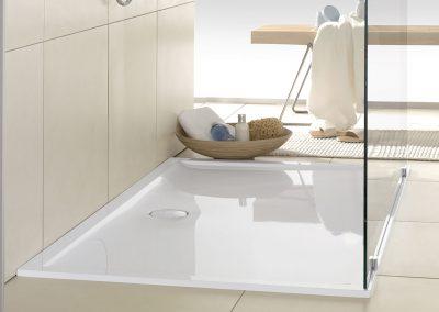 Traumbad - Badezimmer Planung - Wellness - Dusche - V&B-BT-Futuionflat